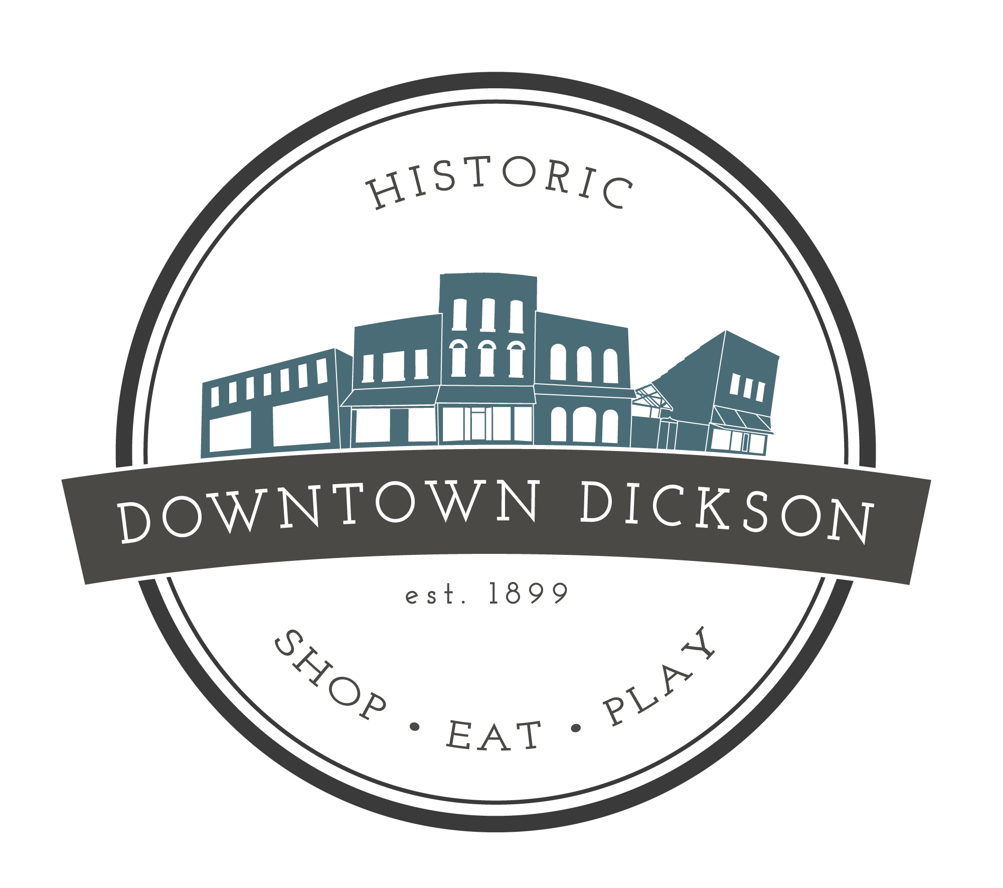 Downtown Dickson, Tennessee